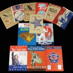 MLB All-Star Game programs