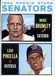 1964 topps piniella