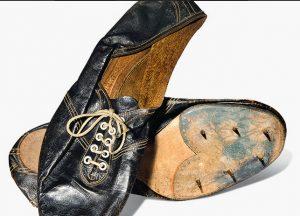 Shoes 1954 Roger Bannister