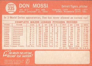 1964-Topps-335-Don-Mossi-Back