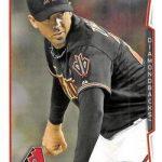 Brad Ziegler baseball card