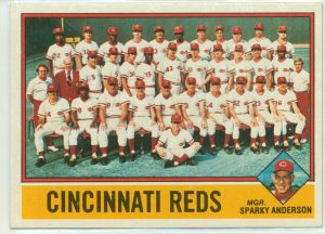 1976 topps cincinnati reds