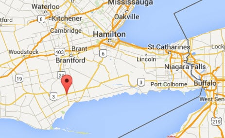Simcoe, Ontario