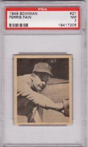 1948 bowman fain