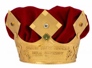 Mike Schmidt Babe Ruth Home Run Crown