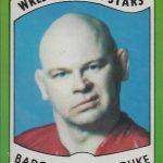 1982 Wrestling All-Stars Baron von Raschke