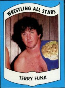 Terry Funk 1982 Wrestling All-Stars