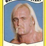 Hulk Hogan rookie card 1982