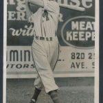 1938 Ted Williams Minneapolis Millers