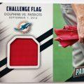 Panini 2015 Fathers Day Challenge Flag card