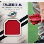 Panini 2015 Fathers Day Challenge Flag card