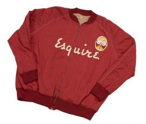1945 Esquire All-American Game Babe Ruth jacket