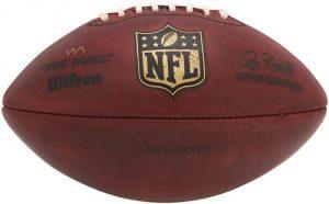 Patriots game used ball Deflategate