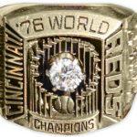World Series ring 1976 Cincinnati Reds