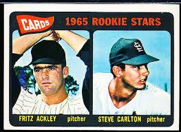 1965 Topps Steve Carlton