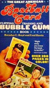 Great American Flipping Trading Bubble Gum book