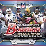 Bowman Football 2015 hobby box