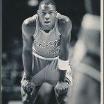 1984 Michael Jordan photograph