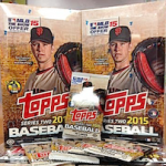 2015 Topps Series 2 Wrappers