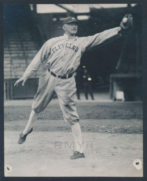 1914 Joe jackson photograph