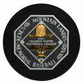 1987 NL MVP award plaque Andre Dawson