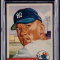 1953 Topps Mantle