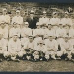Boston Red Sox team photo 1918