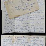 Jefferson Burdick letter