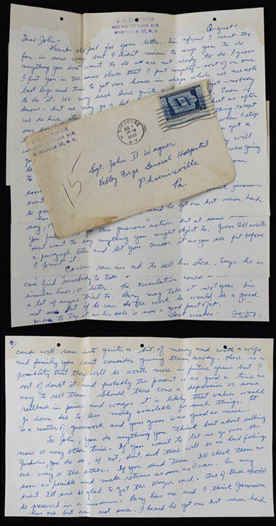 Burdick-letter