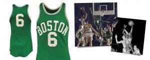 Bill Russell jersey 1960s
