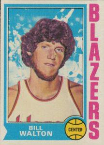 Bill Walton 1976-77 Topps