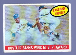 Ernie Banks Baseball Thrills 1959