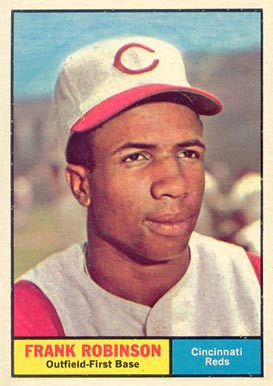 Frank Robinson 1961 Topps
