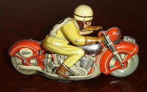 1940 tin toy