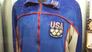 1980 USA Olympic warmup suit Jim Craig Collection