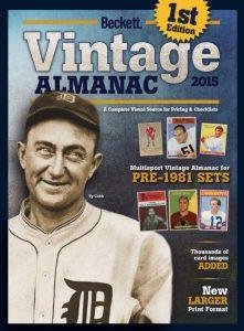 Vintage Almanac Beckett