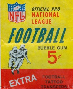 Philadelphia Gum 1964 wrapper