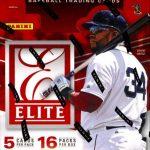Panini Elite Baseball box 2015