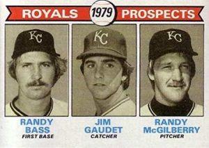 Randy Bass 1979 Topps