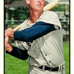 Ted Williams promo card 2015 Topps NSCC