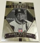 Pedro Martinez 2015 Panini Cooperstown