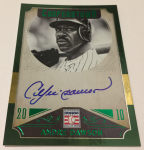 Andre Dawson 2015 Panini Cooperstown autograph