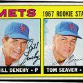 Tom Seaver 1967 Topps