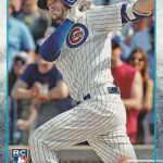 2015 Topps Factory Set Kris Bryant variation