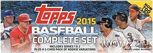 Topps 2015 Factory Baseball set Retail