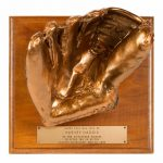 Harvey Haddix perfect game glove