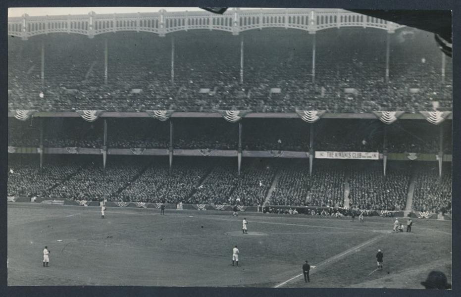 Yankee Stadium 1923
