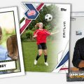 Custom cards Topps