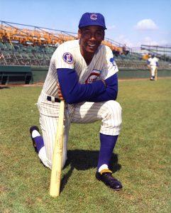 1968 Ernie Banks