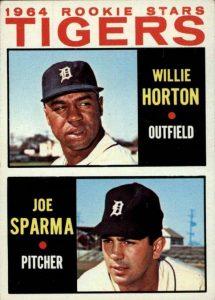 Willie Horton 1964 Topps